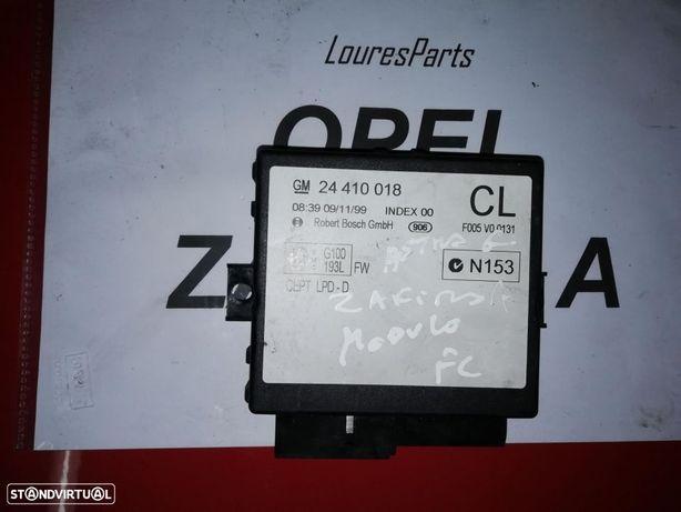 Módulo fecho central Opel Zafira /Astra /Vectra