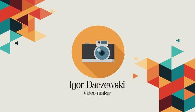 Montaż filmów, obróbka video, youtube, teledysk, GoPro wakacje