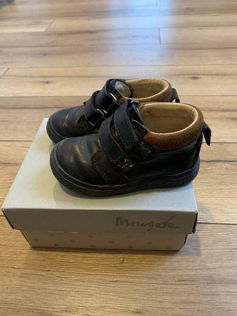 Buty trzewiki chłopiec rozmiar 22 Mrugała