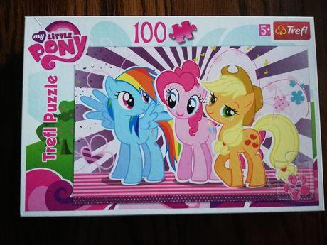 My litlle pony puzle + kucyki