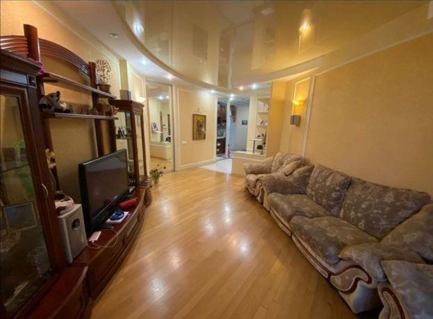 Продам 3-х комнатную квартиру, 104,5 м², ул. Амосова, 4, без комиссии