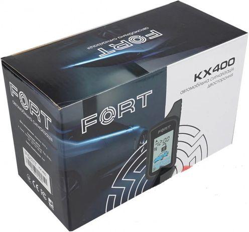 Автосигнализация Fort KX-400