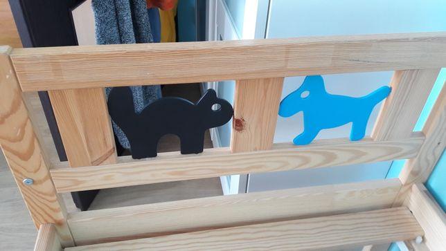 Łóżko dziecięce KRITTER IKEA