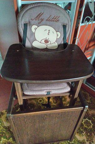 Кресло для кормления, парта