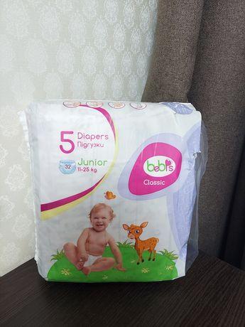 Підгузки bebis 5