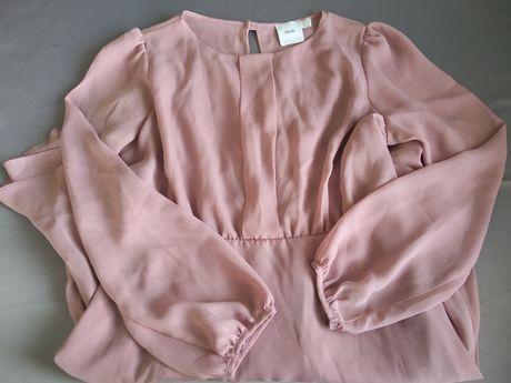 Sukienka wizytowa ciążowa różowa Asos Maternity 38