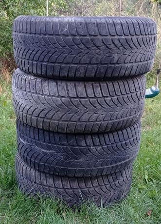 4 Opony ZIMOWE Dunlop SP Winter Sport 4D - 225/55/17 5mm