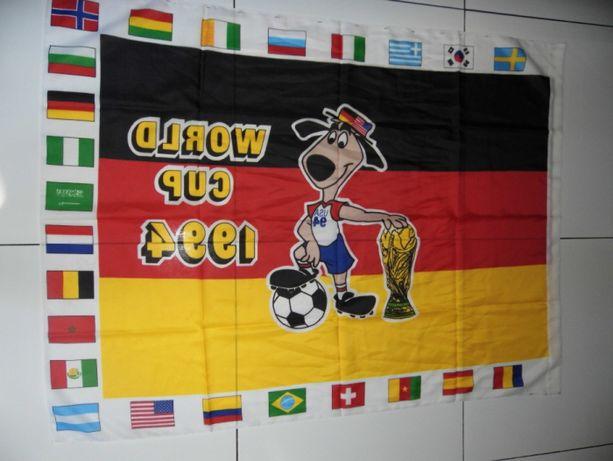 Флаг с чемпионата мира по футболу 1994 г
