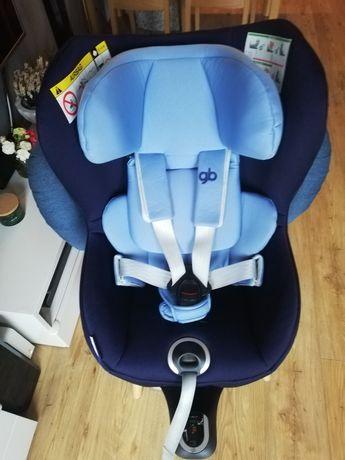 Fotelik samochodowy  GB VAYA dla dzieci 0-18kg sapphire blue