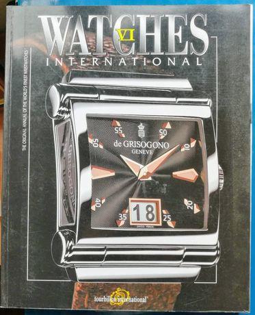 Livro Watches International VI - Anuário