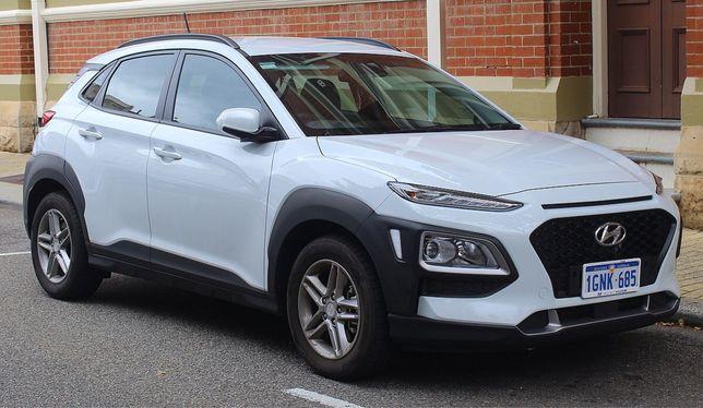 Hyundai Kona двері кришка багажника