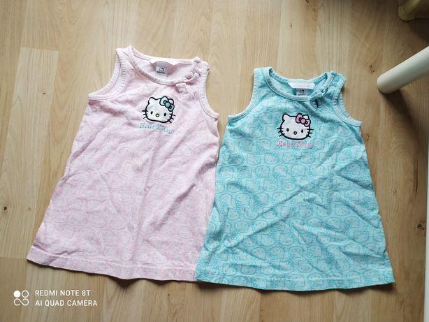 Nowe sukienki lato h&m hello kitty 68