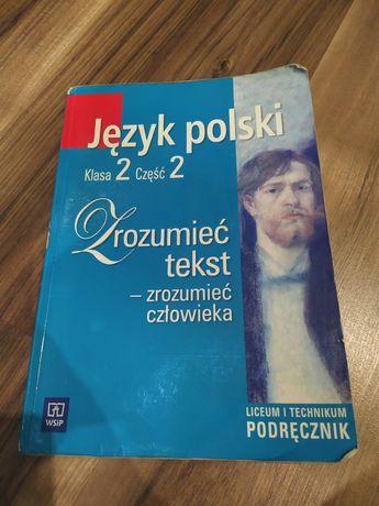Podręcznik język polski Zrozumieć tekst- zrozumieć człowieka
