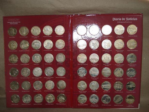 medalhas de monumentos portugueses