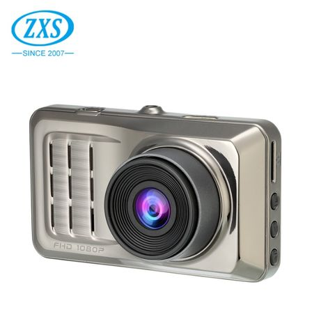 """Видеорегистратор E26 3"""" LCD 1080p 170° Двойная линза, ночное видение"""