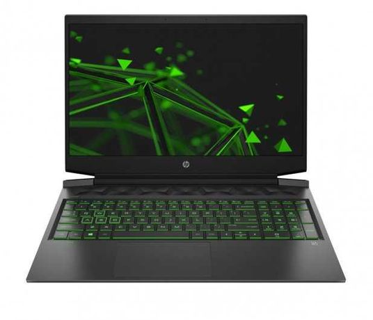"""Laptop HP Pavilion Gaming - 16-a0018nw 16,1"""" Intel Core i7-10750H"""