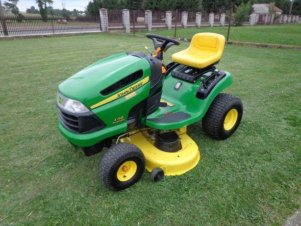 Traktorek kosiarka John Deere X110 18,5 HP