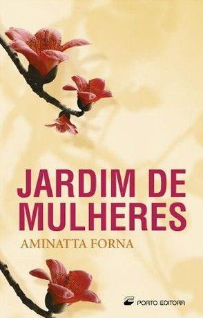 """Livro """"Jardim de mulheres"""" - NOVO"""