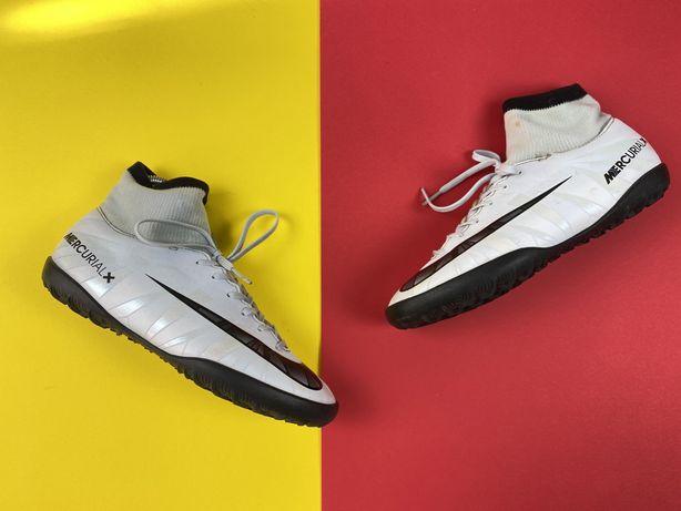 Детские Сороконожки Nike MercurialX Victory VI CR7 Original