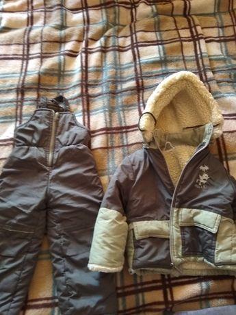 Набір комбінезон і куртка