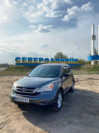 Honda CR-V 2010 2.4 газ/бензин