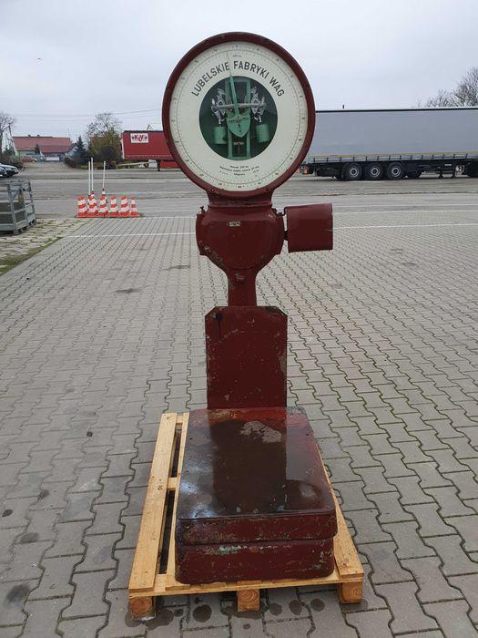 WAGA Zegarowa Magazynowa do 200kg Ostrowiec Świętokrzyski - image 1