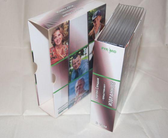 Торг! Коллекционное издание российских сериалов и фильмов на 10 DVD!