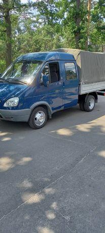 Газель ГАЗ 33023
