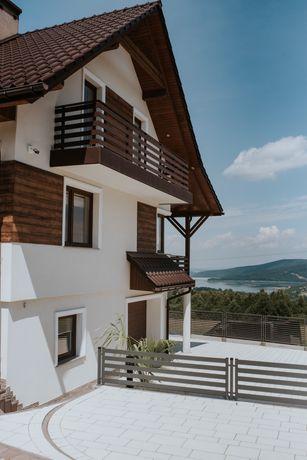 Wzgórze Marzeń- dom nad jeziorem na wynajem