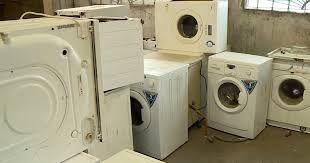 Двигатель и другие б у запчасти для стиральной машины. Разборка .