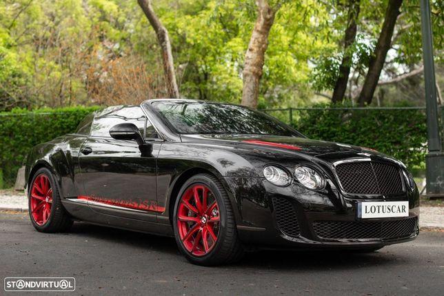 Bentley Continental Cabrio Supersports ISR nº85/100