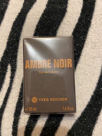 Туалетная вода Ambre Noir yves rosher