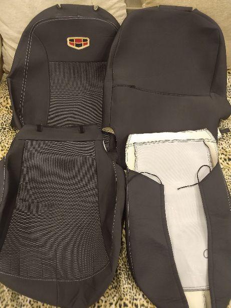 Комплект чехлов на сидения Emgrand EC-7