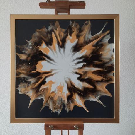 Fluid Art / жидкое искусство