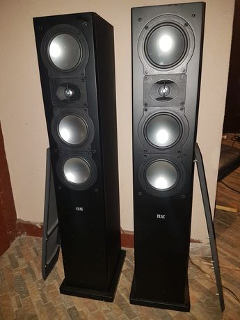 Kolumny głośnikowe firmy Elac