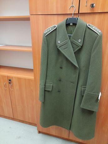 Plaszcz sukienny oficerski WL wz. 201A/MON
