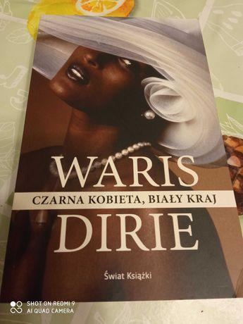 Sprzedam książkę Czarna kobieta biały kraj Waris Dirie