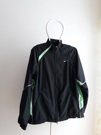 Nike kurtka sportowa męska odsuwane rękawy bieg rower trening L/XL