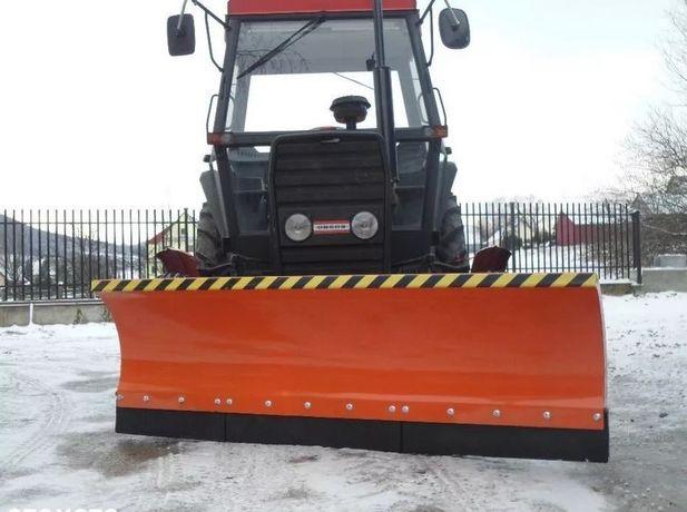 Pług śnieżny do Ursus C360 330 MF-255 235 nowy, gwarancja transport