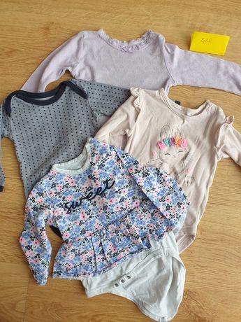Ubranka dla dziewczynki, 68