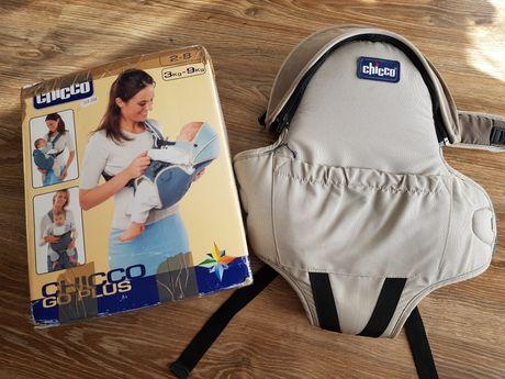 Nosidełko dla dziecka firmy chicco