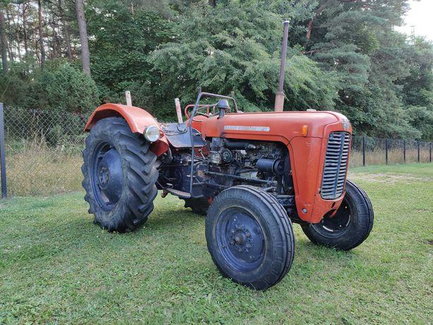 Traktor Massey Ferguson typ FE 35 1963r 32,5PS