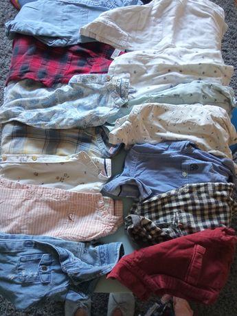 Camisas Zara como novas tamanho 2/3 anos