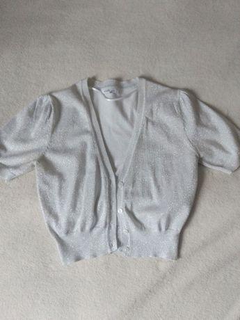 Krótki sweterek, rozmiar 34