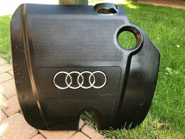 Pokrywa silnika Audi i Ford Mondeo