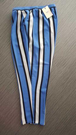Spodnie na lato w rozmiarze 52