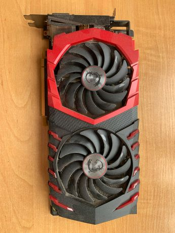 MSI PCI-Ex GeForce GTX 1080 Gaming X 8GB GDDR5X (256bit) (1683/10108)