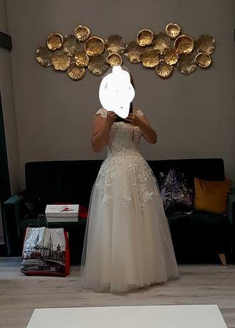 Suknia ślubna Mistrelli