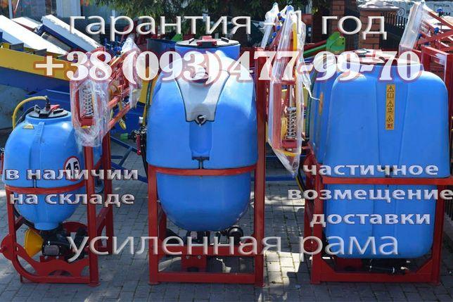 Польский навесной опрыскиватель 200 литров Кардан 300 400 600 800 1000