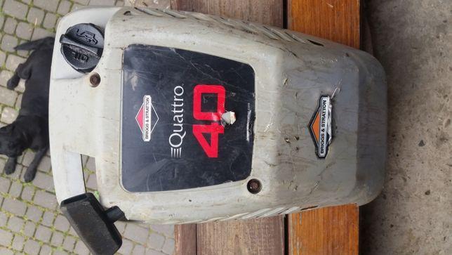 Rozrusznik starter szarpak bagnet oryginał Briggs stratton Quattro 40